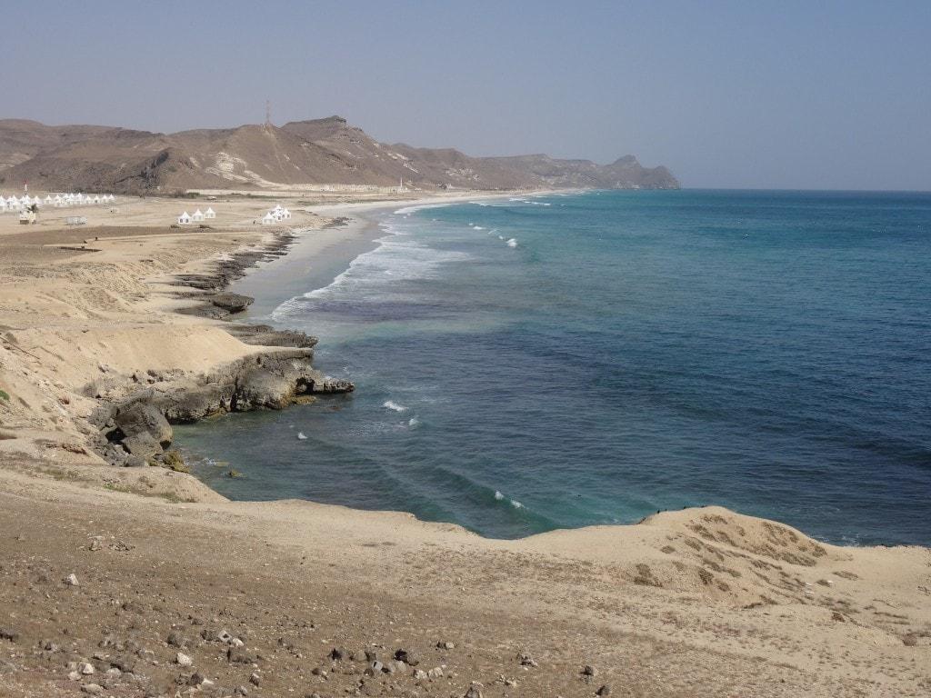 Oman - Salalah - Mughsayl Beach & Unspoiled Beaches