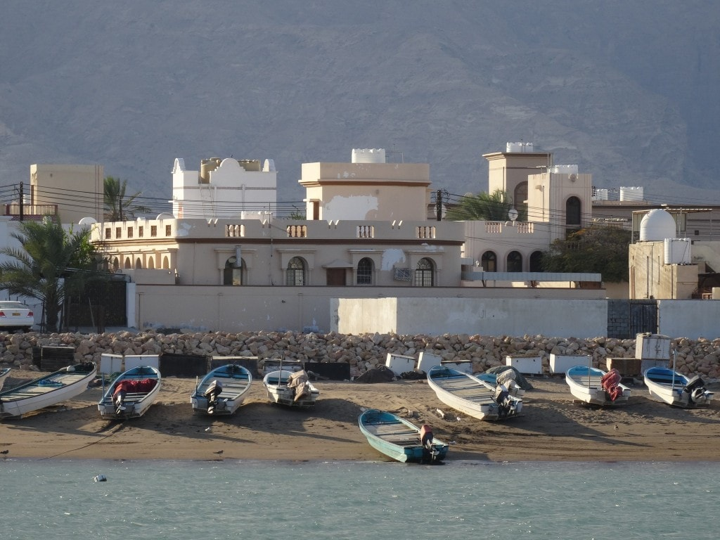 Oman - Sur to Muscat