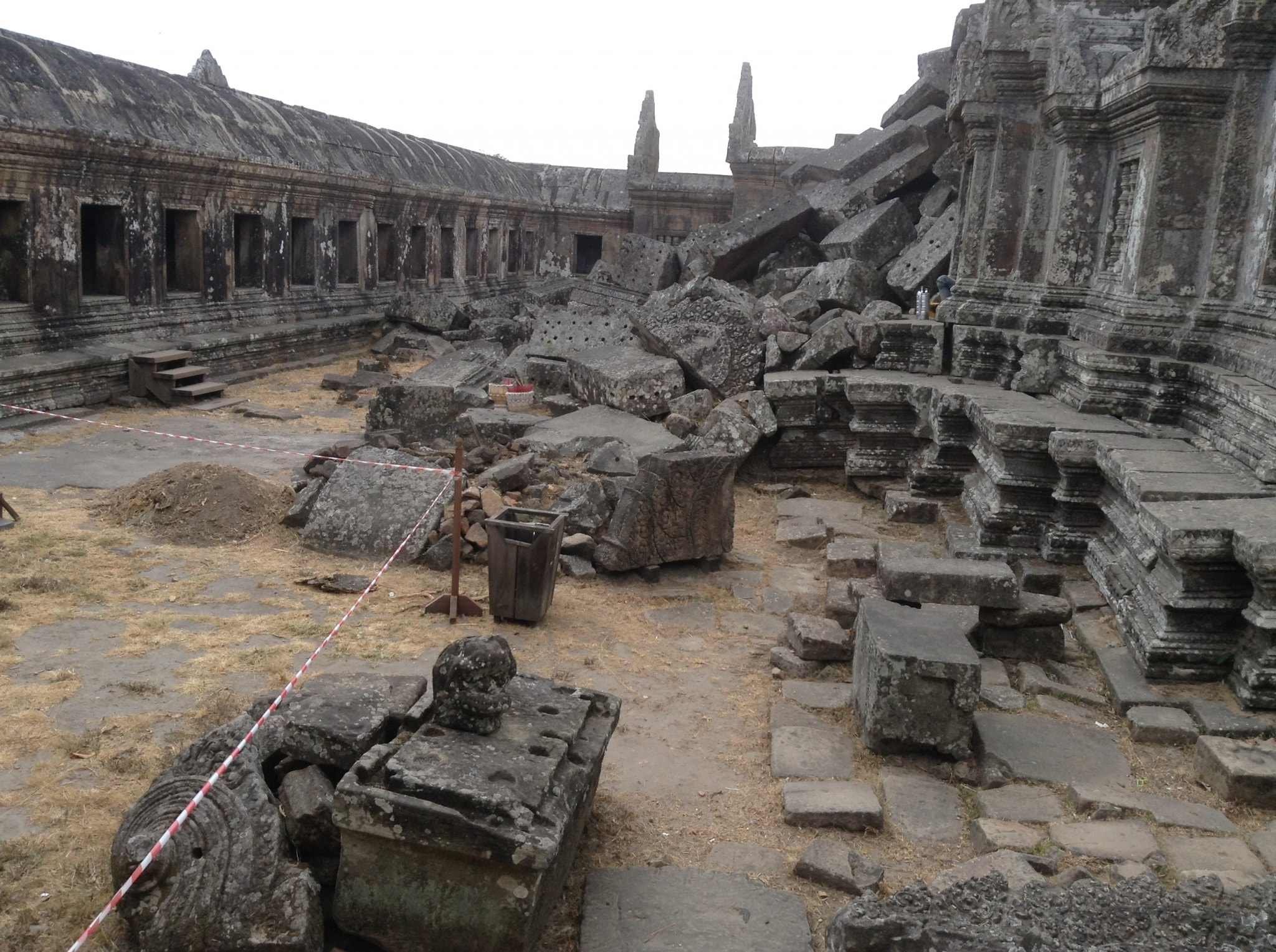 CAMBODIA – The Preah Vihear Temple is a must do day trip from Siem Reap