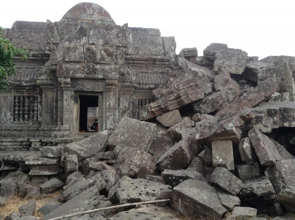 Cambodia - Preah Vihear Temple