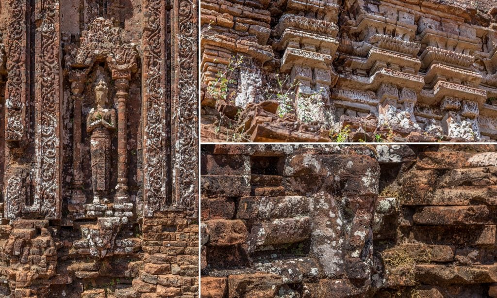 VIETNAM - My Son Sanctuary day trip from Hoi An; exploring the Champa Kingdom
