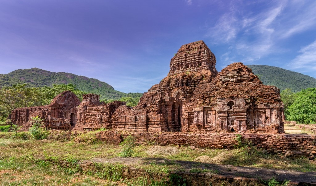VIETNAM – My Son Sanctuary day trip from Hoi An; exploring the Champa Kingdom